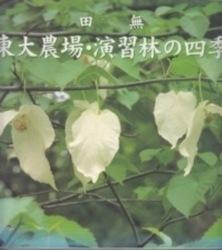 書籍 田無 東大農場・演習林の四季 東京・緑・オアシスの会