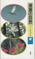 書籍 清瀬の自然 フィールドガイド 夏 清瀬市