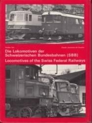 書籍 Die Lokomotiven der Schweizerischen Bundesdahnen