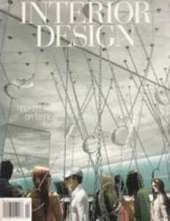 洋雑誌 INTERIOR DESIGN Number 4 hooked on fashion maharam