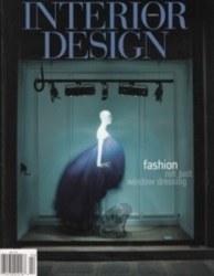洋雑誌 INTERIOR DESIGN Number 4 fashion not just window dressing maharam