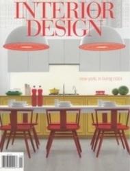 洋雑誌 INTERIOR DESIGN Number 11 new york in living color maharam