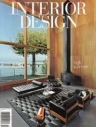 洋雑誌 INTERIOR DESIGN Number 9 high summer maharam