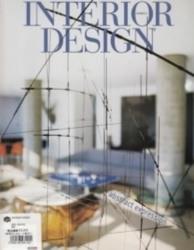洋雑誌 INTERIOR DESIGN Number 12 abstract expression maharam