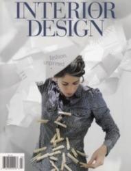 洋雑誌 INTERIOR DESIGN Number 4 fashion unpinned maharam
