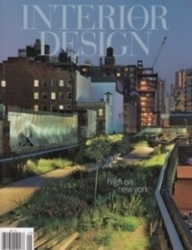 洋雑誌 INTERIOR DESIGN Number 11 high on new york maharam