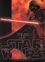 書籍 The art of STARWARS Covering Episode IV V VI I II III アートオブスターウォーズ展