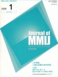 雑誌 Journal of MMIJ 2008年1月号 Vol 124 旧・資源と素材