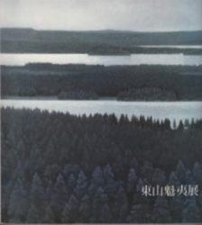 書籍 東山魁夷展 日本経済新聞社 1981