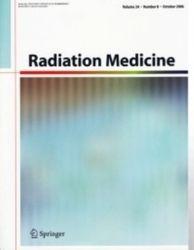 雑誌 Radiation Medicine Volume 24 Number 8 October 2006