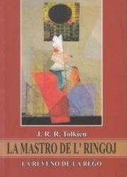 書籍 La mastro de L Ringoj III J・R・R・Tolkien