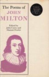 書籍 The Poems of John Milton John Carey Longman