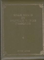 雑誌 Mille Menus De Nouvelle Guisine Frangaise 4 現代フランス料理大全集 Book LOAN