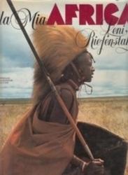 書籍 La Mia AFRICA Peni Riefenstahl Arnoldo Mondadori Editore