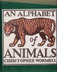書籍 AN ALPHABET of ANIMALS Christopher Wormell