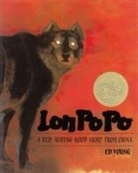 書籍 Lon Po Po ED YOUNG