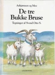 書籍 De tre Bukke Bruse Asbjornsen og Moe Gyldendal