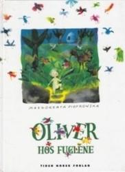 書籍 OLOVER Hos Fuglene Tiden Norsk Forlag