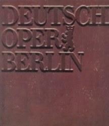 パンフレット 日生劇場プログラム No 33 ベルリン・ドイツ・オペラ 電通