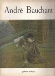 書籍 Andre Bauchant galerie nichido mixcxxiii-liv