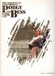 パンフレット Porgy and Bess 1991 January from newyork to tokyo 1991