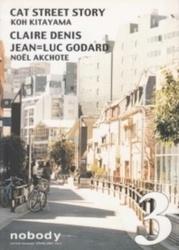 書籍 nobody issue 3 cat street story プロジェクトアルファ