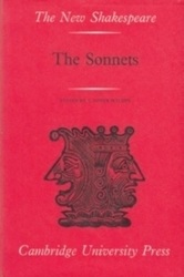 書籍 The Sonnets J・Dover wilson Cambridge University Press