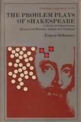書籍 The problem plays of shakespeare Ernest Schanzer
