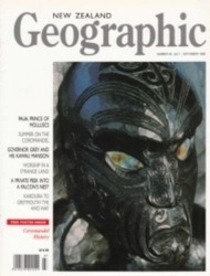 書籍 New Zealand Geographic 1998 Sep No 39
