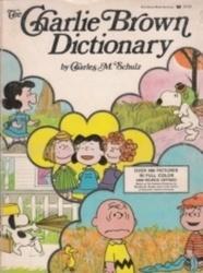 書籍 The Charlie Brown Dictionary Charles M Schulz