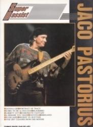 パンフレット Super Bassist ジャコ・パストリアス シンコーミュージック