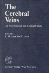 書籍 The Cerebral Veins L・M・Auer and F・Loew Springer Verlag Wien New York