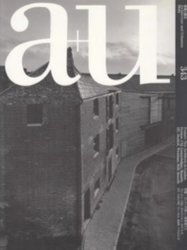 雑誌 a+u 99 04 343 Feature The House 建築と都市