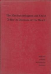 書籍 The Electrocardiogram and Chest X-Ray in Diseases of the Heart Lea&Febiger HAKKO