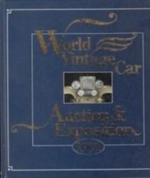 パンフレット World Vintage Car Auction & Exposition 1991