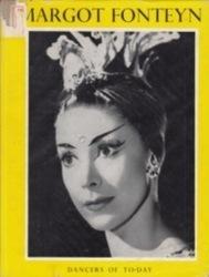 書籍 Margot Fonteyn Dancers of today A&C BLACK