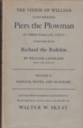 書籍 Piers the Plowman and Richard the Redeless vol 2 Langland s Oxford