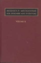 書籍 Ingenious Mechanisms for Designers and inventors vol 2 Industrial