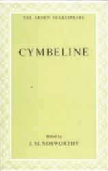 書籍 The arden shakespeare Cymbeline J・M・Nosworthy Methuen Harvard