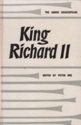 書籍 King Richard II Peter Ure Methuen