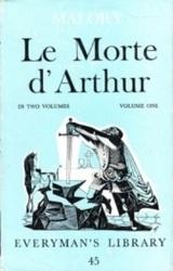 書籍 Le Morte d Arthur in two volumes Vol 1 Malory Dent Dutton