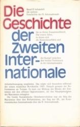 書籍 Die Geschichte der zweiten internationale Band 2