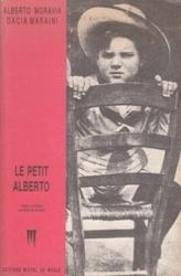 書籍 Le petit alberto Alberto Moravia Dacia Maraini