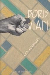 書籍 Boris Vian Le terrain vague Les fourmis
