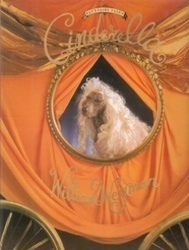 書籍 Cinderella William Wegman Fay s fairy tales