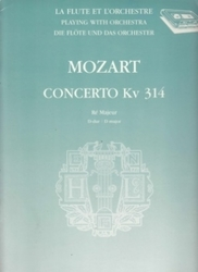 書籍 Mozart Concerto Kv 314 Re Majeur D-dur D major Henry Lemoine