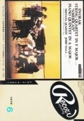 雑誌 レコード・マンスリー 1979年6月号 日本レコード振興株式会社