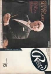 雑誌 レコード・マンスリー 1983年6月号 日本レコード振興株式会社