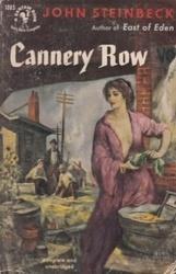 書籍 Cannery Row John Steinbeck Every Book Complete