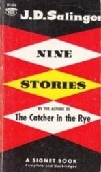 書籍 Nine Stories J・D・Salinger A Signet Book